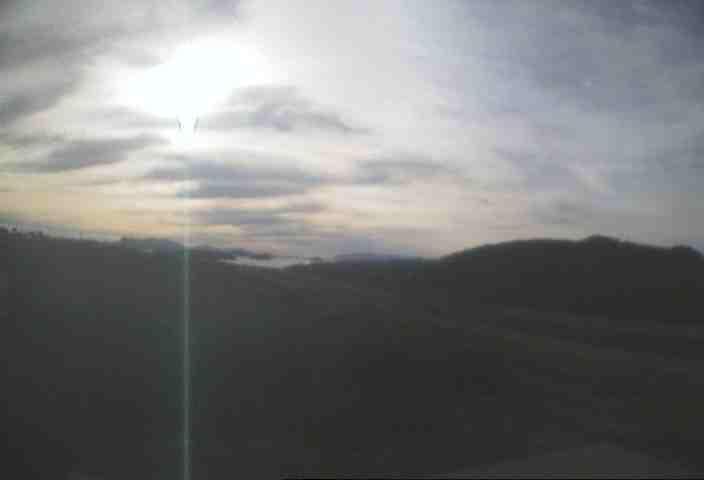 Imagen Aeródromo Caleta Andrade (PUB) (SCIH) Norte tomada el 24-07-2021 13:02:52 Hora UTC