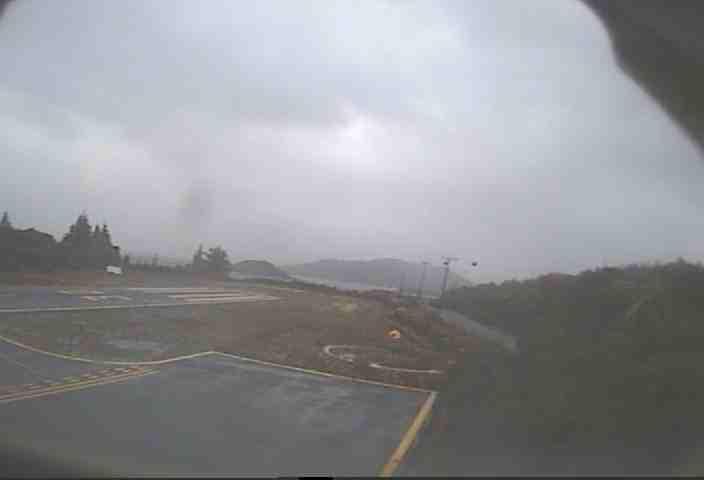 Imagen Aeródromo Caleta Andrade (PUB) (SCIH) Sur tomada el 07-05-2021 04:23:47 Hora UTC