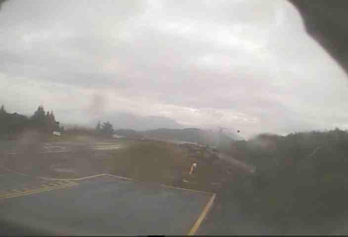 Imagen Aeródromo Caleta Andrade (PUB) (SCIH) Sur tomada el 07-05-2021 04:44:23 Hora UTC