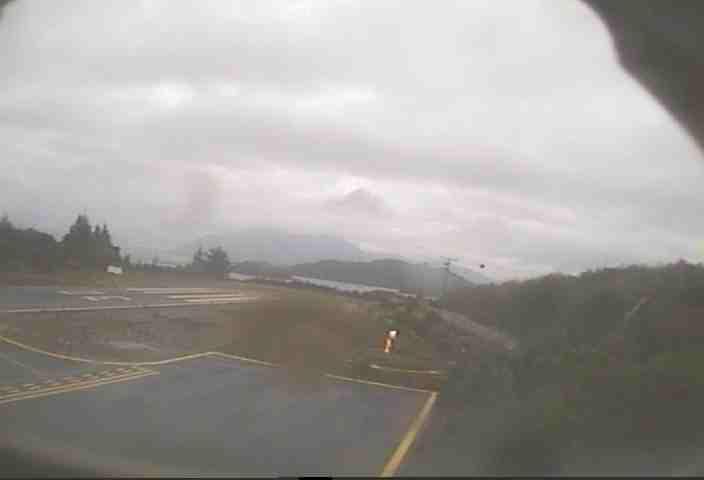 Imagen aerodromo Caleta Andrade (PUB) (SCIH) Sur tomada el 20-09-2021 11:34:17