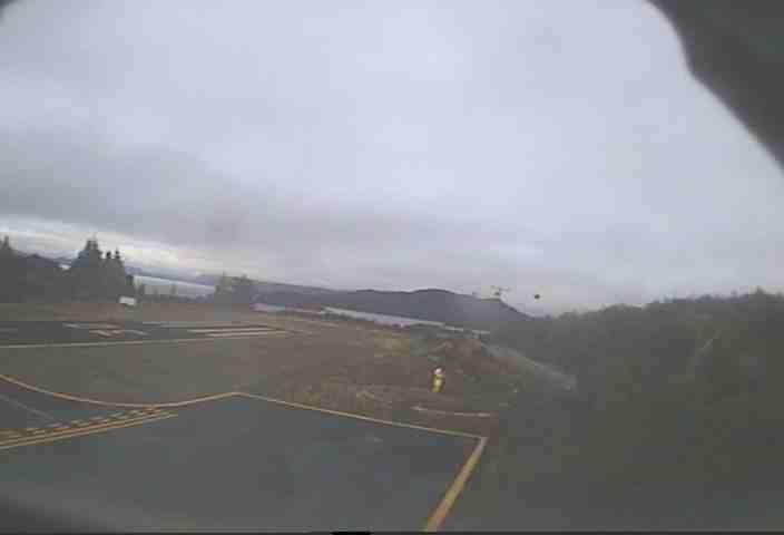Imagen Aeródromo Caleta Andrade (PUB) (SCIH) Sur tomada el 07-05-2021 02:50:58 Hora UTC