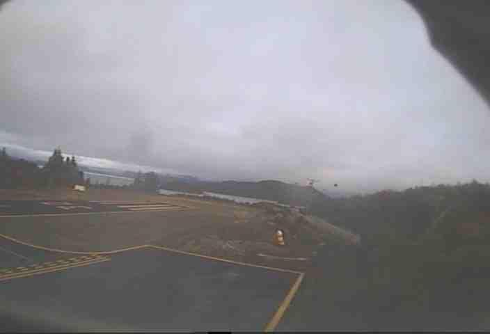 Imagen Aeródromo Caleta Andrade (PUB) (SCIH) Sur tomada el 07-05-2021 03:01:17 Hora UTC