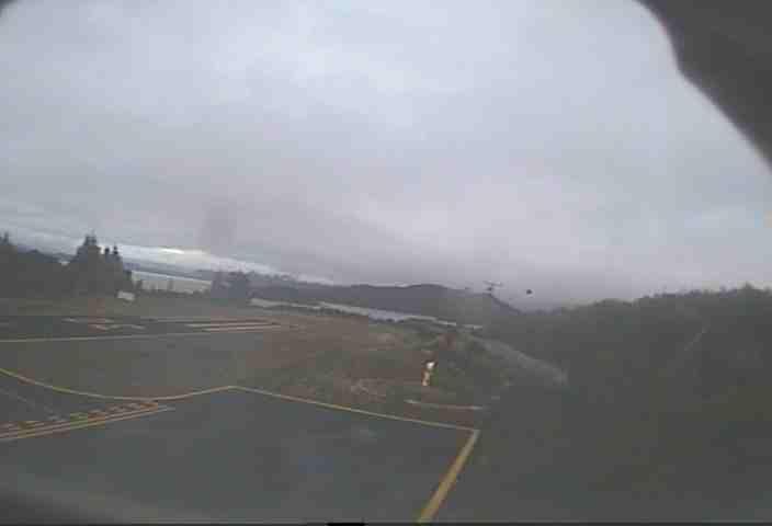 Imagen Aeródromo Caleta Andrade (PUB) (SCIH) Sur tomada el 07-05-2021 03:11:36 Hora UTC