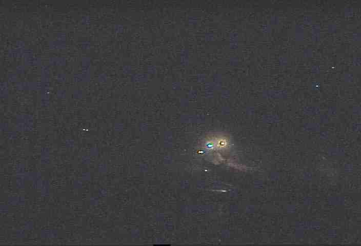Imagen Aeródromo Caleta Andrade (PUB) (SCIH) Sur tomada el 07-05-2021 03:21:54 Hora UTC