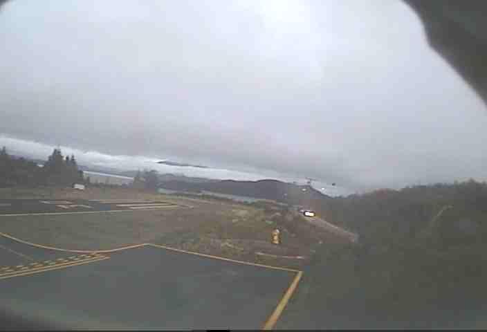 Imagen Aeródromo Caleta Andrade (PUB) (SCIH) Sur tomada el 07-05-2021 03:32:14 Hora UTC